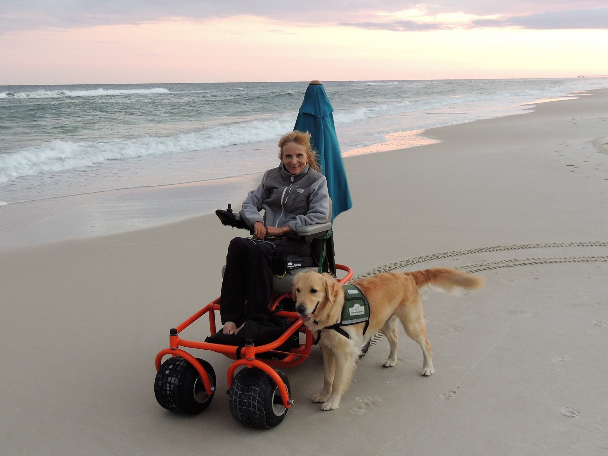 An Enjoyable Beach Vacation By Ing Multiple Mobility Products In Northwest Florida We Also Our Custom Built Motorized Wheelchairs