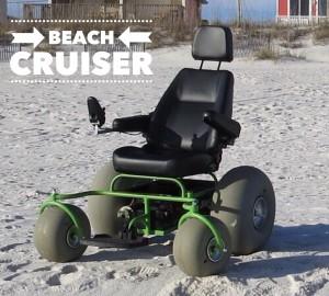 Beach Wheelchairs Beach Powered Mobility